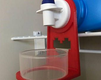 Laundry Detergent Cup Holder 3d Printed Laundry Organization And
