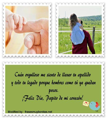 Pin En Mensajes Dìa Del Padre