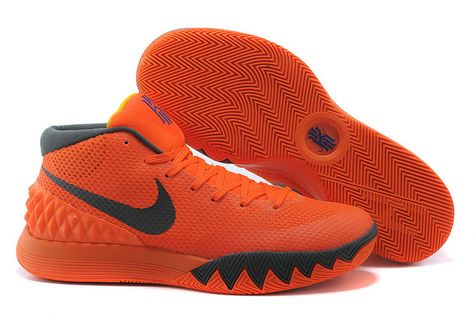 new style 87ce3 f677c WMNS Kyrie 1 Bright Crimson Black University Red