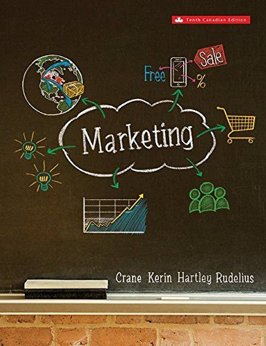 Solution Manual And Testbank For Marketing 10th Edition By
