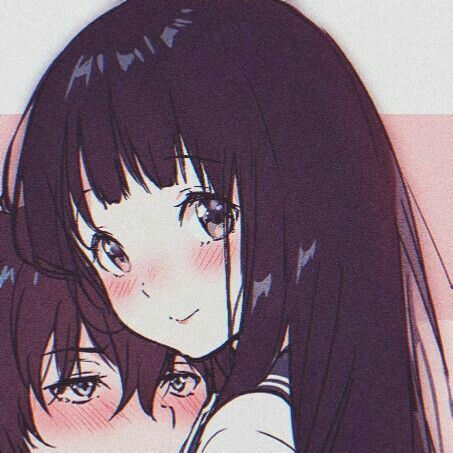 Cute Anime Profile Pictures, Matching Profile Pictures, Cute Anime Pics, Profile Pics, Anime Couples Drawings, Anime Couples Manga, Hipster Drawings, Couple Drawings, Easy Drawings