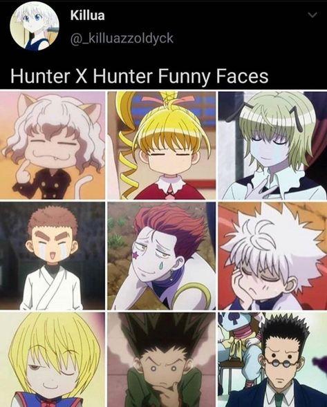 #wattpad #humor ~[TERMINADO]~ Memes de Hunter x Hunter
