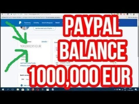 Latest Paypal Money Adder 2018 - 1000% Working - Try it for yourself