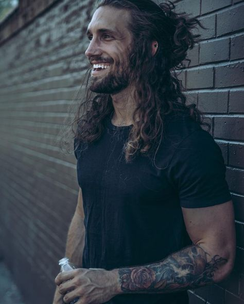 nice 50 Eye-catching Men's Ponytail Hairstyles - Be Differet