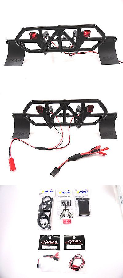 Body Parts and Interior 182203: Rpm Rc Products Apex Rc