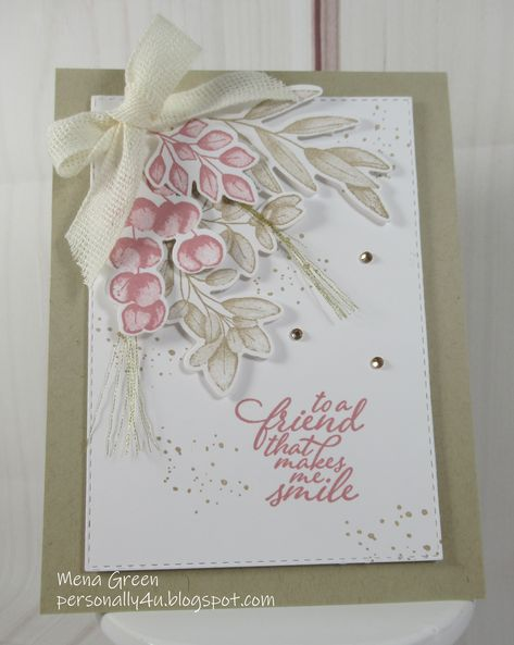 Hand Made Greeting Cards, Making Greeting Cards, Stampin Up Catalog, Stamping Up Cards, Stamp Making, Sympathy Cards, Flower Cards, Homemade Cards, Making Ideas