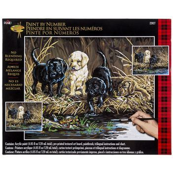 Turtle Hunters Paint By Number Pbn Backlinks Plaid Paint