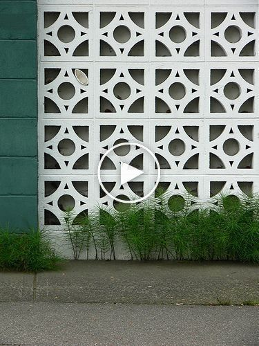 25 Creative Uses Of Concrete Blocks In Your Home Breeze Block Wall Breeze Blocks Concrete Blocks