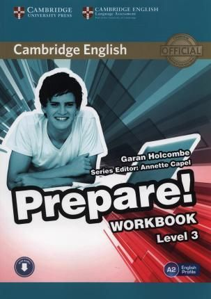 Pdf Download Cambridge English Prepare Level 3 Workbook With Audio Free By Annette Capel Tiếng Anh Cambridge Viết