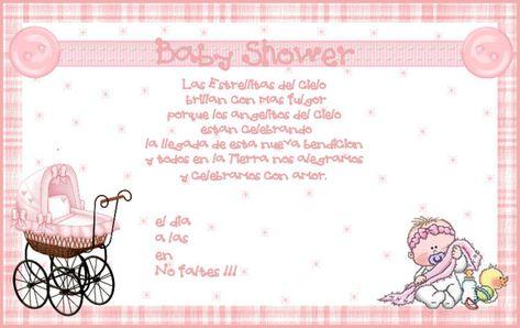 Invitaciones De Baby Shower Osito Peluche