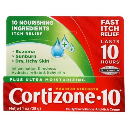 Health Anti Itch Anti Itch Cream Hydrocortisone