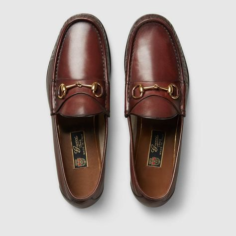 e1f0f4d126d Shop the 1953 Horsebit leather loafer by Gucci. Our 1953 Horsebit loafer in  leather.