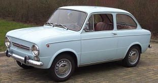 1964 1971 Fiat 850 Special Classic Fiat Cars Hard To Find