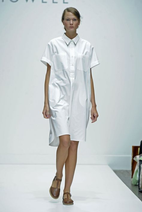 Margaret Howell RTW Spring 2013 - Runway, Fashion Week, Reviews and Slideshows - WWD.com
