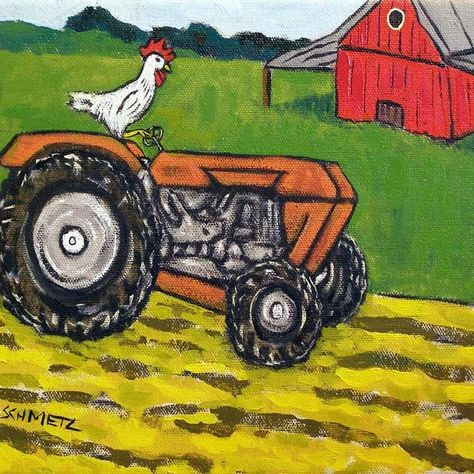 Green Tractor Farm Farming Vehicle Select-A-Size Waterslide Ceramic Decals Xx