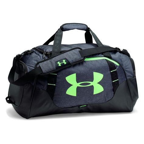 4f281d4e7 Under Armour Undeniable 3.0 MD Duffel Bag | Products | Pinterest