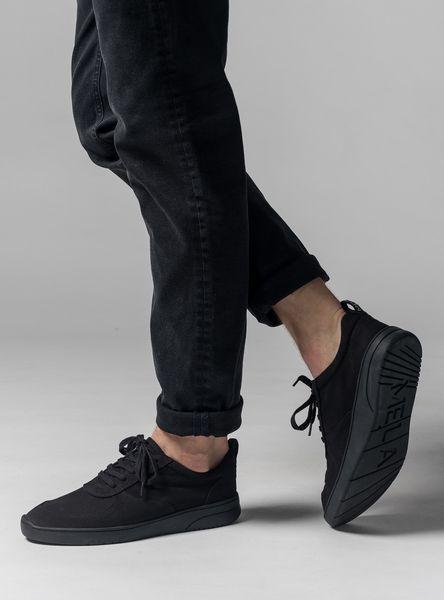 Herren Sneakers All Black Von Melawear Fairtrade & Gots