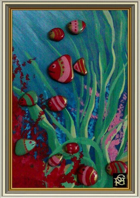 Fondale marino di Rosaria Gagliardi