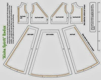graphic regarding Barbie Doll Clothes Patterns Free Printable referred to as Ivana Fabova (ivana_fabova) upon Pinterest