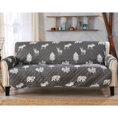 Charlton Home T Cushion Sofa Slipcover Furniture Slipcovers Slipcovers Cushions On Sofa