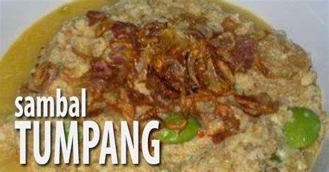 Resep Sambal Tumpang My Jaksuka Blog Cooking Cooking Recipes Sambal