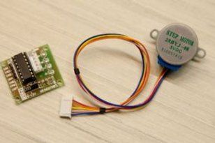 Star Tracker Using 28byj 48 Stepper Motor Arduino And Lcd Display