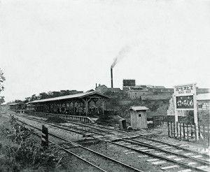 1901年(明治34年)2月、貨物積み下ろし専用として開設された「恵比寿 ...