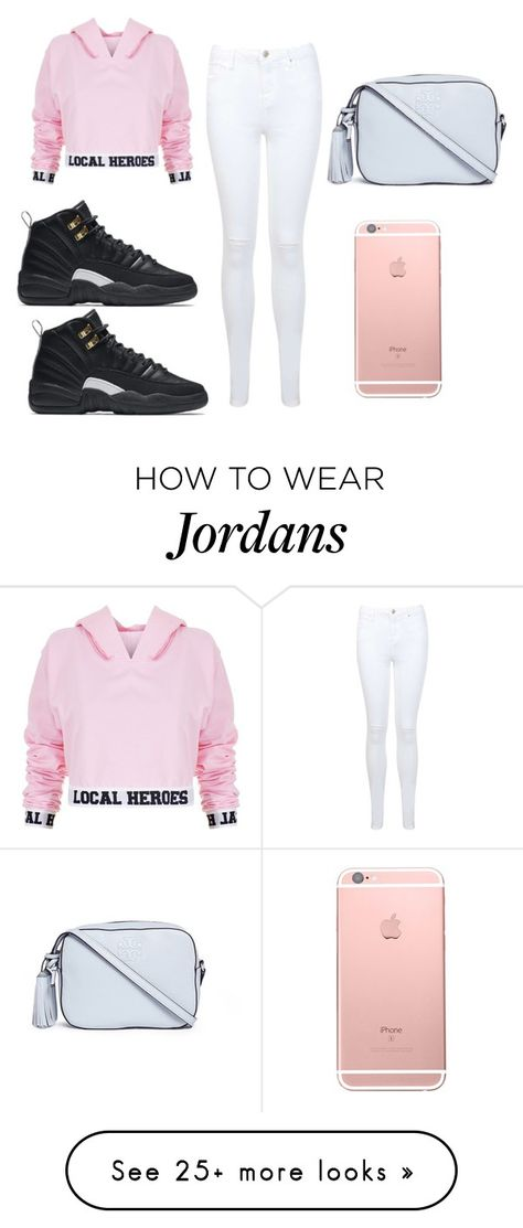 """just dressing up"" by nadiapooh15 on Polyvore featuring Local Heroes, Miss Selfridge, NIKE and Tory Burch"