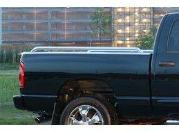Dee Zee Part No Dz99608 Stainless Steel Truck Bed Side Rails Bed Side Rails Truck Bed Trucks