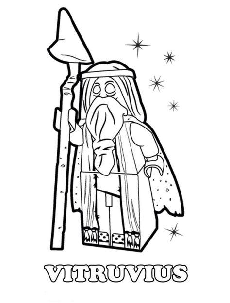 ausmalbilder nexo knights steinmonster  malvorlagen