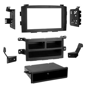 Metra 99 7819 Single Double Din Dash Kit For Select 06 08 Honda Pilot Honda Pilot 2008 Honda Pilot Honda