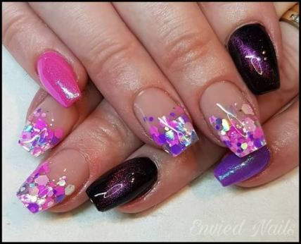 47 Best Ideas For Nails Art Summer Bling Nails In 2019 Nail