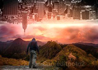 Edit Foto Up Side Down Di Picsay Pro Pengeditan Foto Seni Android