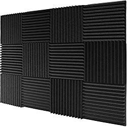 Best Acoustic Panels And Soundproof Foam 2019 With Installation Guide Renovation Appartement Amazone