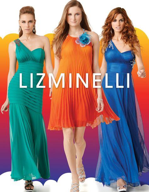 Vestidos Liz Minelli Primavera Verano Modelos Y Primavera