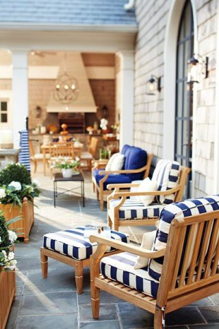 Delightful 15 Nautical Home Decor Ideas And Inspiration For The Perfect Sailor Chic  Decor. | Interior Design | Pinterest | Sailor, Inspiration And Porch