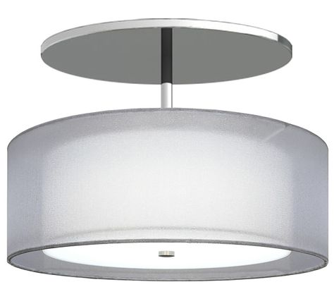 recesso by Dolan Designs - changes a downlight into a decorative fixture