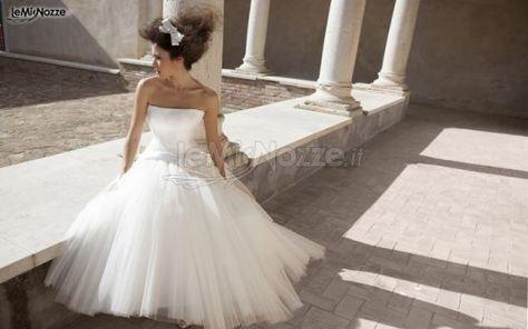 http://www.lemienozze.it/gallerie/foto-abiti-da-sposa/img32909.html  Abito da sposa in stile ballerina