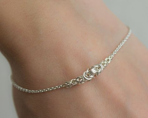 Sterling Silver Anklet 9+1 inch Ext Spring Ring Clasp 3//4 inch Sideways Cross