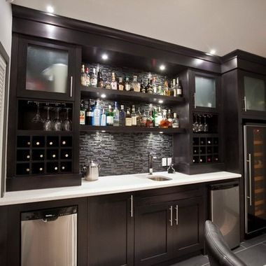 11 Wondrous Rustic Subway Tile Backsplash Ideas Home Bar