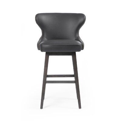 Cool Four Hands Julie Swivel Bar Stool Products In 2019 Squirreltailoven Fun Painted Chair Ideas Images Squirreltailovenorg
