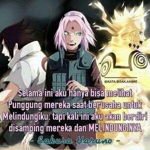 Pin Oleh Coretan Kata Di Quote In Naruto Kata Kata Indah Kutipan Motivasi Bijak