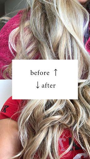 Using Ketchup To Fix Green Hair How To Lauryncakes Green Hair Chlorine Hair Hair Toner