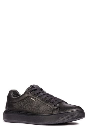 GEOX DEIVEN 4 LOW TOP SNEAKER. #geox #shoes # | Black shoes