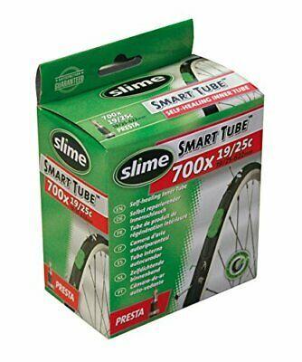 Slime Stb 970019 10 Self Sealing Smart Tube Presta Valve 700 X 19 25mm In 2020 Slime Tube Valve