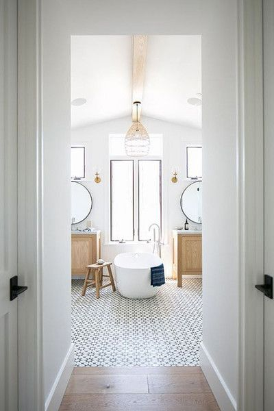 Spa Bathrooms Pinterest Predicts The Top Home Trends Of 2018 Photos Bathroom Trends Bathroom Interior Bathrooms Remodel