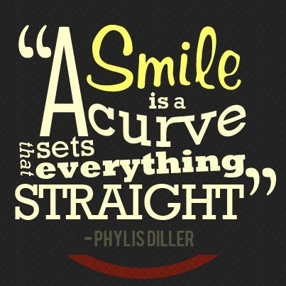 Everything Straight Smile Curve That Sets Is A Aa Smile Is A Curve That Sets Everything Straight Dental Quotes Dentist Quotes Dental Jokes