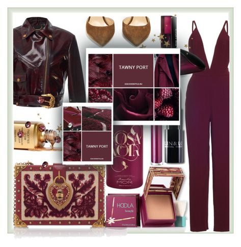 Tawny Port Color Moda Fashion Fashion Polyvore