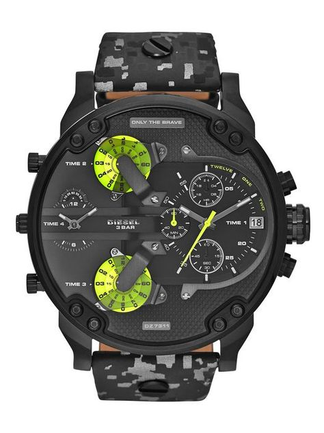 official supplier store hot product Diesel DZ7311 Montre Homme Mr.daddy 2.0 chronographe ...