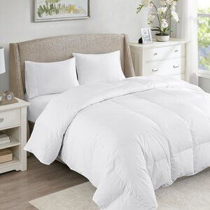 Dufrene Duvet Cover Set In 2020 Duvet Cover Sets Down Comforter